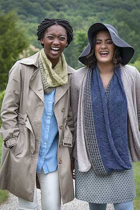 Lucy and Ethel Cowl