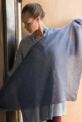 Marina City Shawl