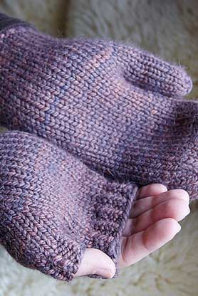 Munjoy Hill Mitts