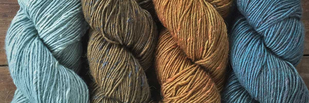 Natural Fibre Yarns For Hand Knitting And Crocheting The Fibre Co