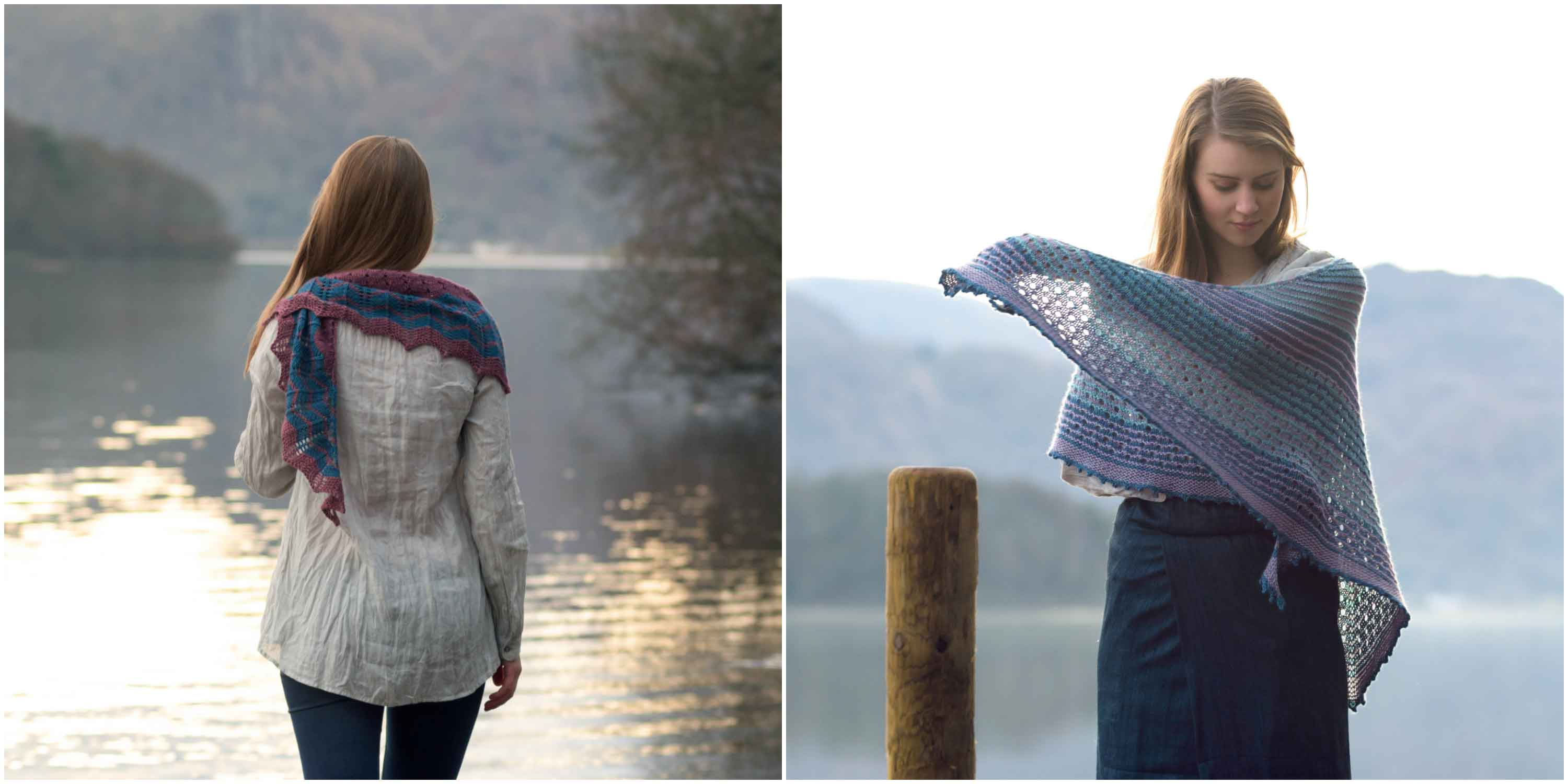 Tobermory and Kelso by Helen Stewart (Curious Handmade)
