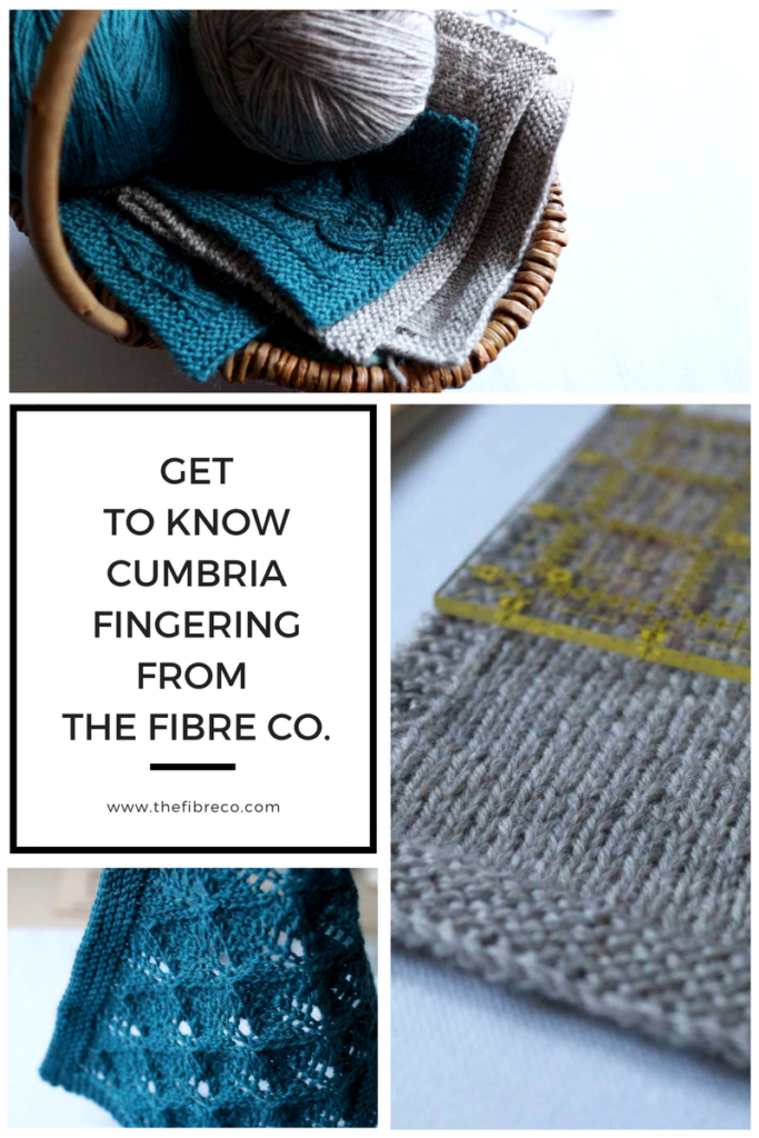 The Fibre Co. Cumbria Fingering
