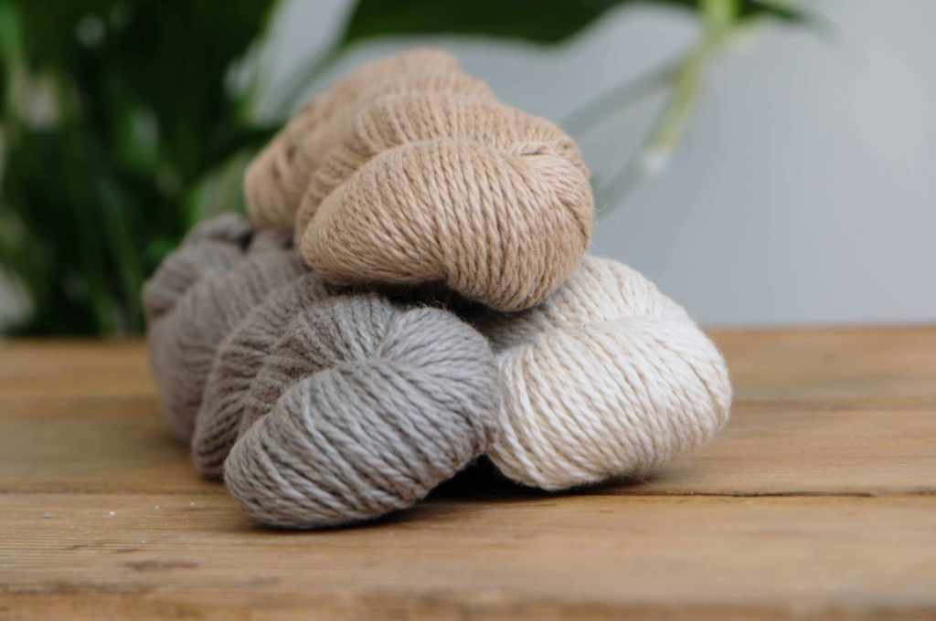 Luma from The Fibre Co. yarn line