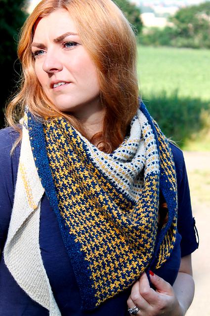 Tweed Bead