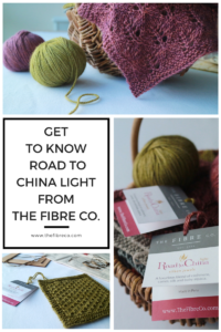The Fibre Co. Road to China Light Alpaca Cashmere Silk Camel Blend