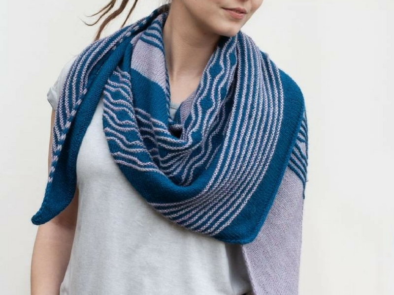 How to Style Shawls