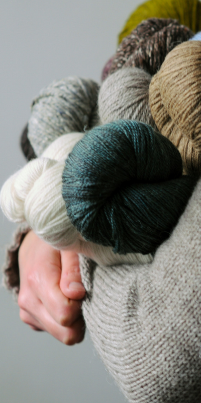 Ethically Sourced Natural Fibre Yarns