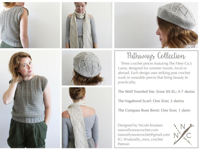 Nicole Knutsen Crochet Collection - The Fibre Co.