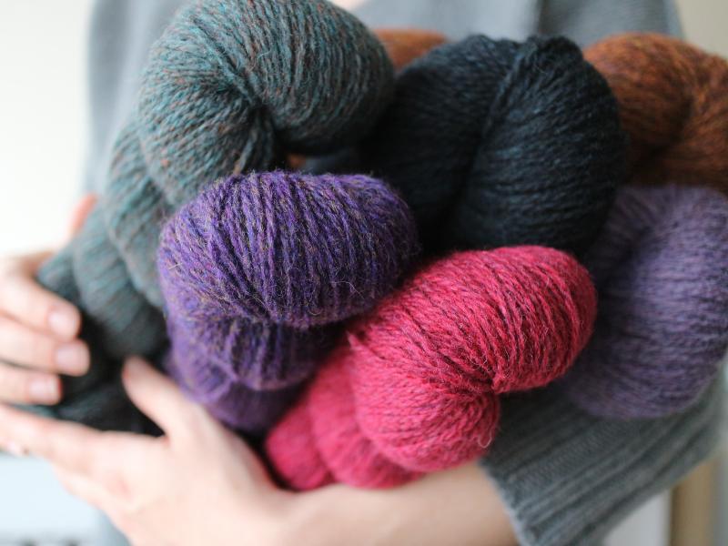 New Colours in The Fibre Co. Lore