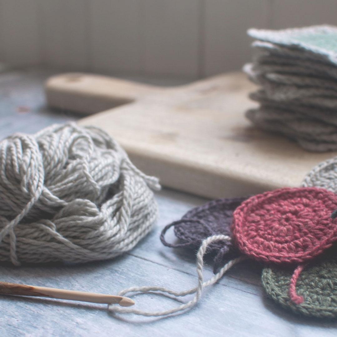 Crochet with The Fibre Co. Luma