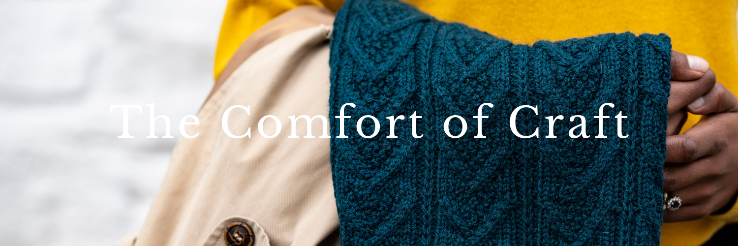 The Comfort of Craft