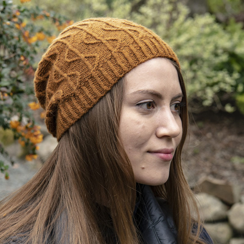 Lord's Seat by Inese Sang in The Fibre Co. Cumbria as part of Foundations AW19/20