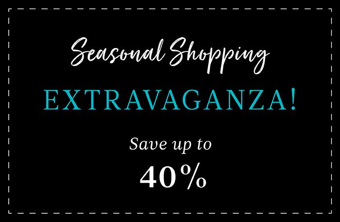Seasonal Shopping Extravaganza
