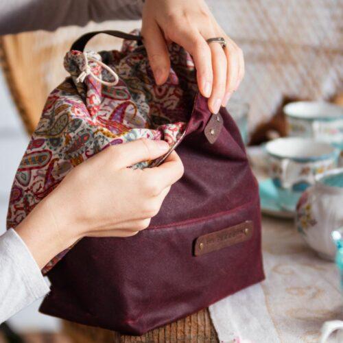The Fibre Co Accessories Marra Bag Robin