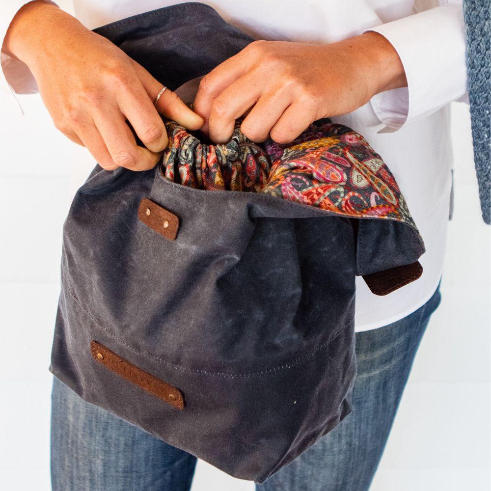 The Fibre Co Accessories Marra Bag Tarn