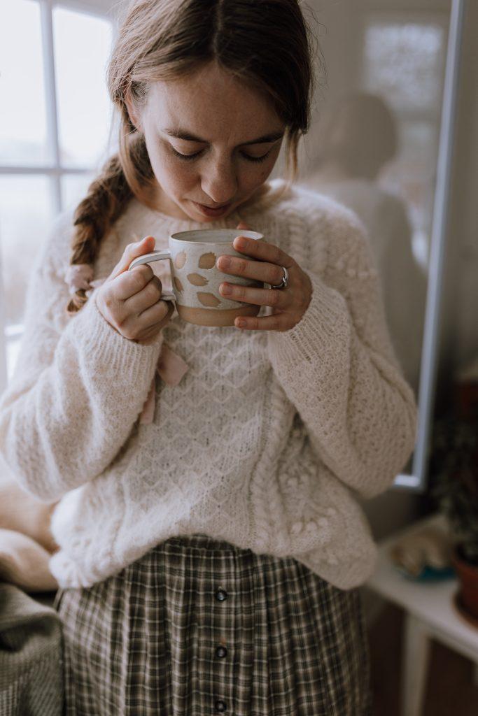 Morel Sweater